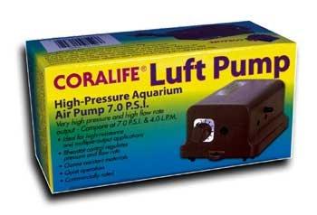 Coralife Luft Pump