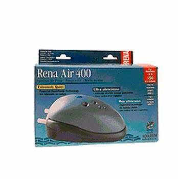 Rena Air 400 Pump (for Up To 150gal Tanks)