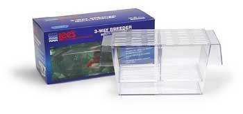 Three Way Breeder Boxed