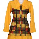 Mini Dress Type MD01-YELLOW