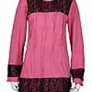 Brocade Blouse Type BB01-PINK