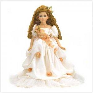 Georgia Peach Doll