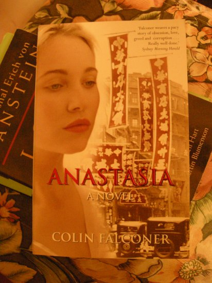 ANASTASIA: A NOVEL by Colin Falconer (Paperback)