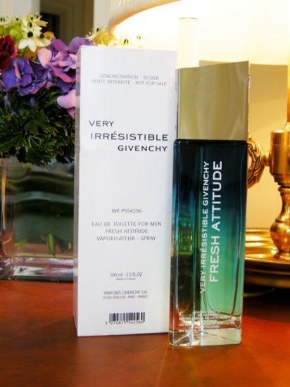 Givenchy Very Irresistible Fresh Attitude Eau de Toilette for Men