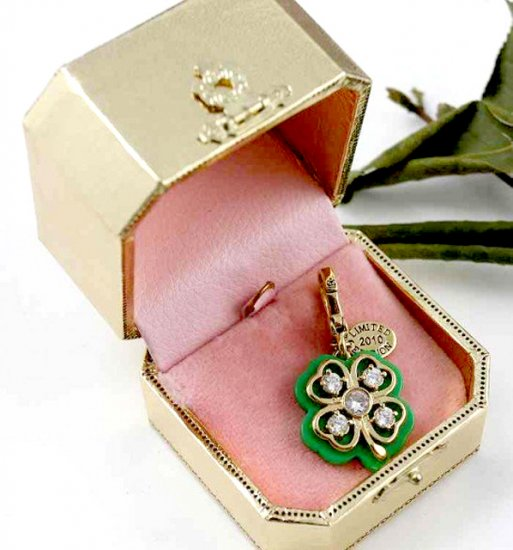 Juicy Couture 2010 Limited Edition Clover Charm