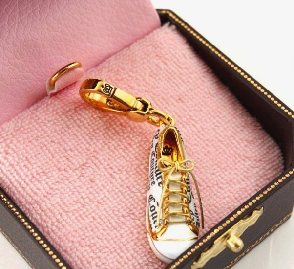 Juicy Couture Sneaker Charm