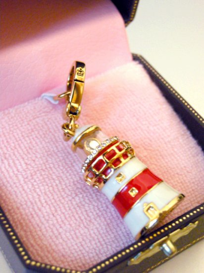 Juicy Couture Lighthouse Charm