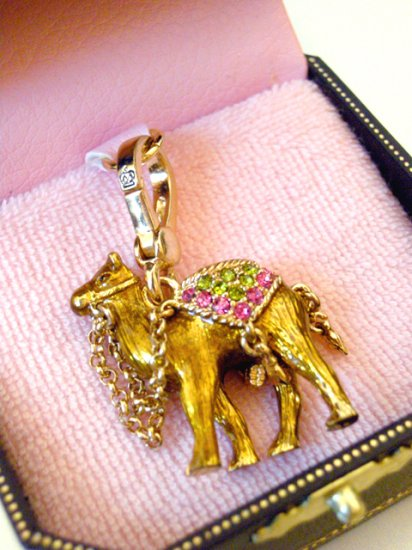 Juicy Couture Camel Charm