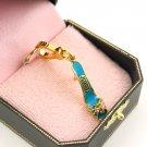 Juicy Couture Boudoir Shoe Charm (Golden) (Rare)