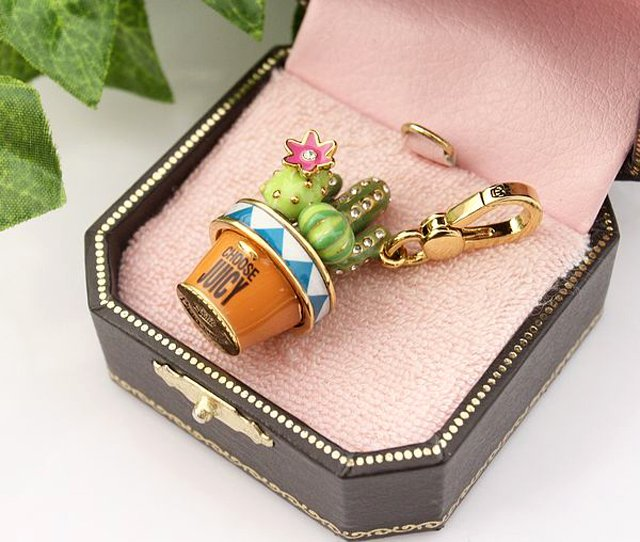 Juicy Couture Cactus Charm