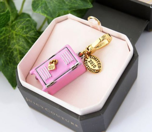 Juicy Couture 2010 Limited Edition Soccer Wardrobe Charm