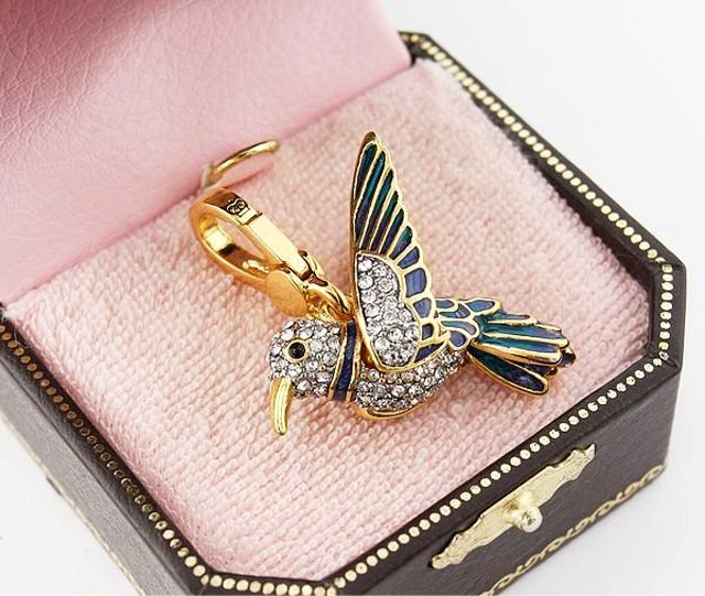 Juicy Couture Humming Bird Charm