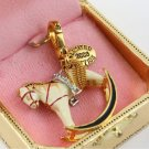 Juicy Couture 2006 Limited Edition Rocking Horse Charm (retired)