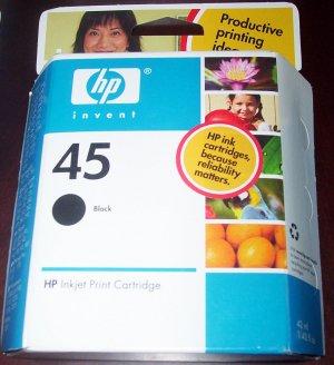 Hewlett-Packard HP 45 Black Ink