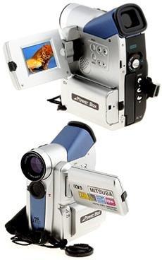 MITSUBA DV5 PLUS 4 1 MP DIGITAL CAMERA  AND VIDEO CAMCORDER