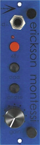 A-Designs 500-Blue Microphone Preamplifier