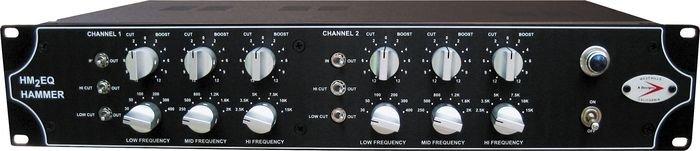 A-Designs HM2EQ HAMMER Dual-Mono 3-Band Tube Equalizer