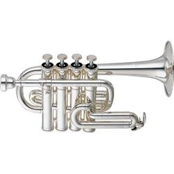 Yamaha YTR-6810S Professional Piccolo Trumpet