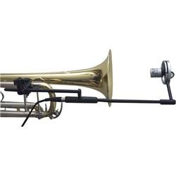 Applied Microphone Technology AMT P800 Studio Clip-On Trumpet Micro