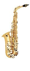 Alto Saxophone Monthly Rental