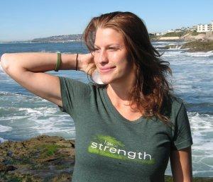 I am... Strength Women's T-shirt