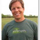 I am... Strength Men's T-shirt
