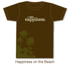 Happiness on the Beach