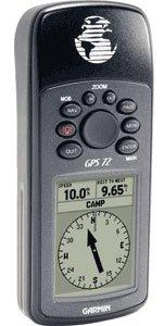 Garmin GPS 72 Hand Held GPS Submersible New