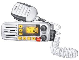 Uniden Solara DSC White VHF MarineRadio