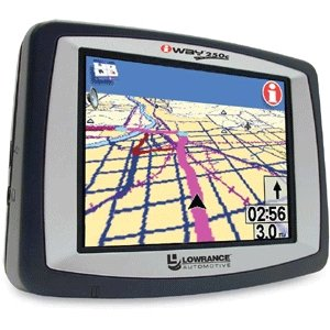 Lowrance iWay 250c Multimedia Mobile GPS