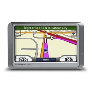 Garmin nuvi 260W Personal GPS Travel Assistant NEW
