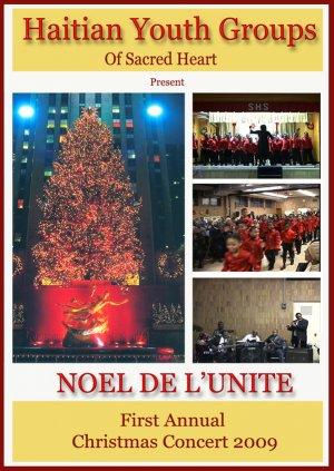Haitian Youth Chritsmas Concert