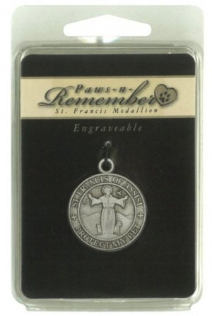 Paws 'n' Remember-Protect my Pet Medal