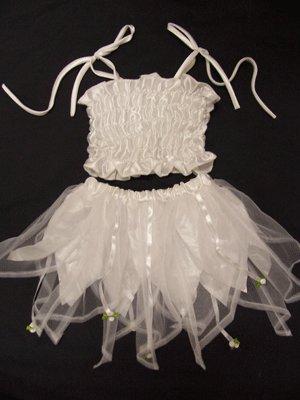 Girls Fairy Dress 2 piece