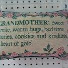 Pillow-Grandmother