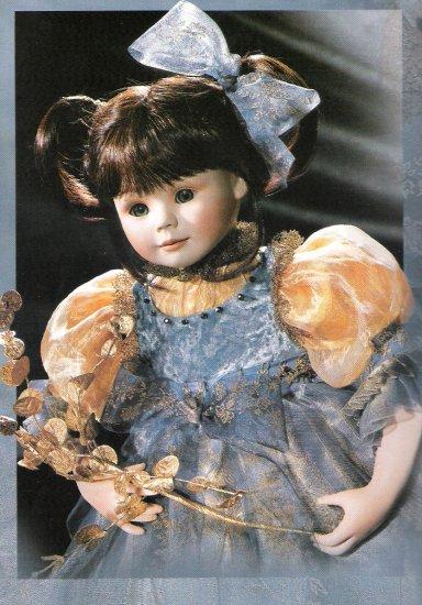 """""""Elisabeth"""" Porcelain Doll"""