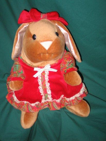 Christmas Velvet Rabbit