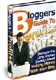 Bloggers Guide to Profits (ebook-CD)
