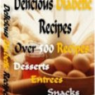 Delicious Diabetic Recipes (ebook-CD)