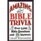Over 5000 Bible Questions and answers