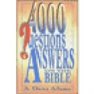 4000 Questions& Answers on the Bible