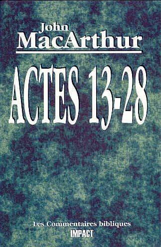 Acts 13-28