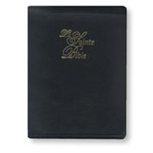 Black Leather Bible big character