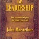 Leadership John MacArthur