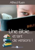 And as a Bible versions