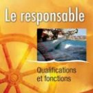 Responsible qualifications and functions