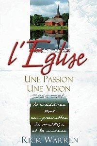 Church passionate vision