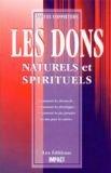 Natural gifts and spiritual