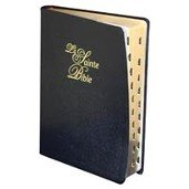 Wholesale leather bible character