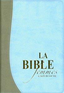Bible woman has her listen